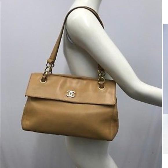 CHANEL Bags   Authentic Vintage Bag   Poshmark 2e091cce0f